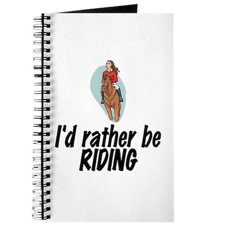 SportChick EquestrianChick Rather Journal