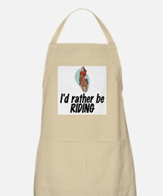 SportChick EquestrianChick Rather BBQ Apron
