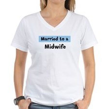 Married to: Midwife Shirt