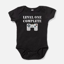 Level One Complete First Birthday Body Suit