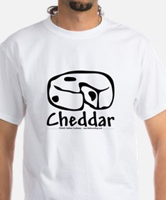 "Yellow Cheddar ""Look Sharp"" T-Shirt"