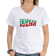 Proud Irish and Polish Shirt