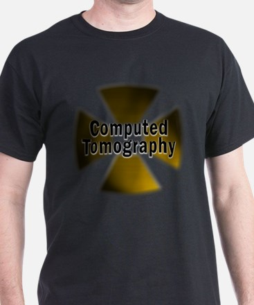 CT in Gold T-Shirt