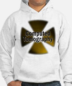 CT in Gold Hoodie