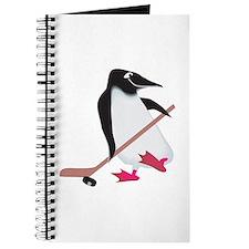 Hockey Penguin Journal