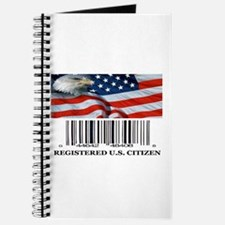 Registered U.S. Citizen Journal