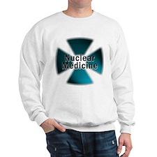 Nuclear Medicine Blue Sweatshirt