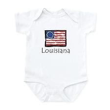 Louisiana Infant Bodysuit