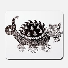 Tarasque 2 Mousepad