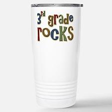 Cute Third grade teacher Travel Mug
