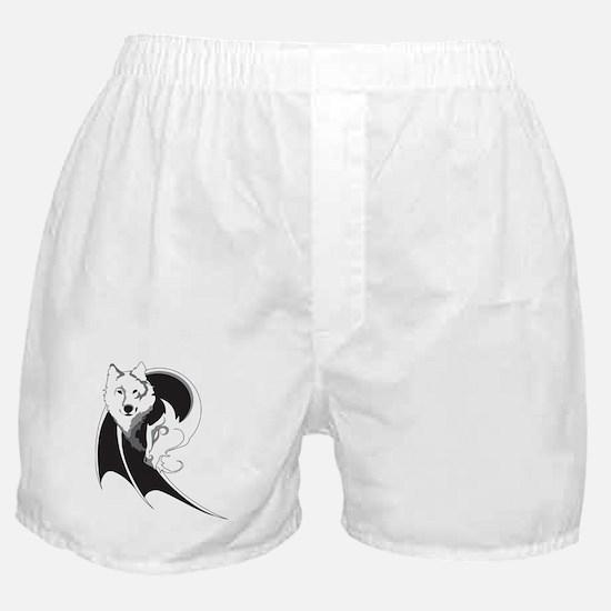 Wolf & Dragon Boxer Shorts