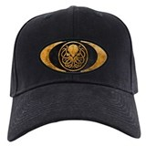 H.p lovecraft Baseball Cap with Patch