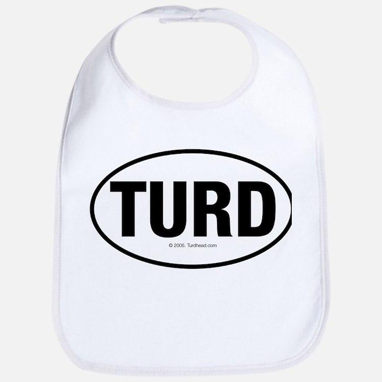 TurdwareT Bib