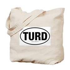 TurdwareT Tote Bag