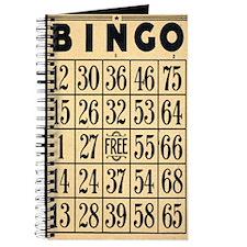 Bingo Journal 2007 W.Cook