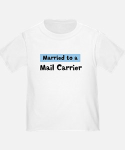 Married to: Mail Carrier T