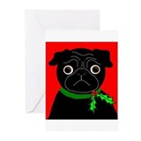 Pug Greeting Cards (20 Pack)