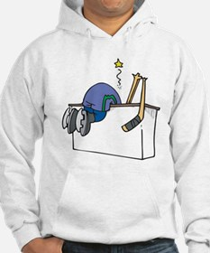 OVER THE BOARDS Hoodie