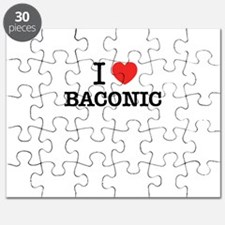 I Love BACONIC Puzzle