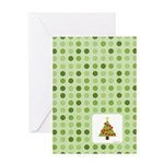 Little Christmas Tree Greeting Card