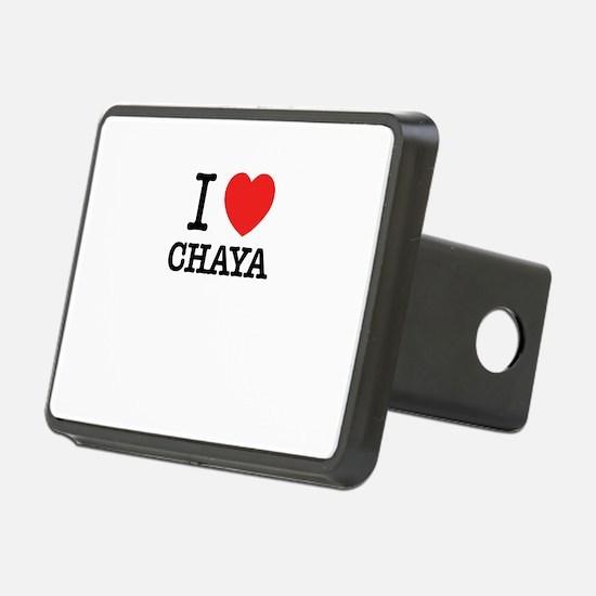 I Love CHAYA Hitch Cover