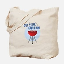 Get Grill On Tote Bag