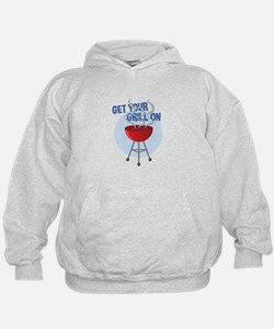 Get Grill On Hoodie
