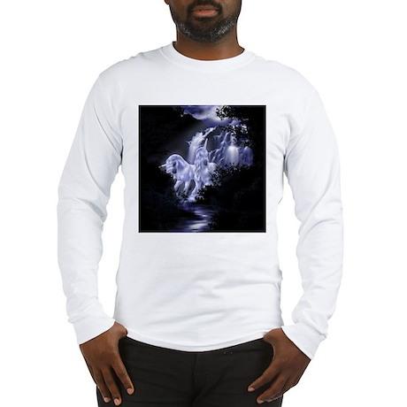 Midnight Walk Long Sleeve T-Shirt