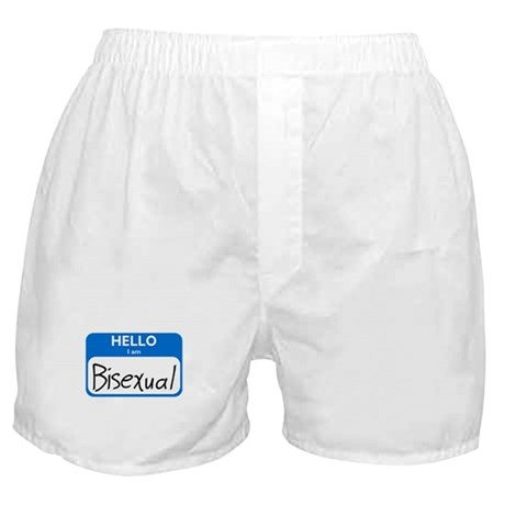 Bisexual Boxer Shorts