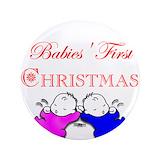 Babies first christmas Single