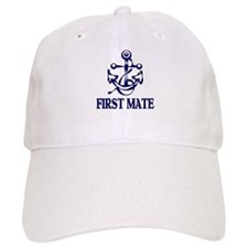 FIRST MATE Baseball Cap