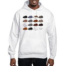 Rex Rabbit Hoodie Sweatshirt