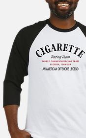 Cigarette racing team Baseball Jersey