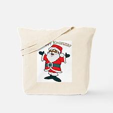 It's Kwanzaa Time! Tote Bag