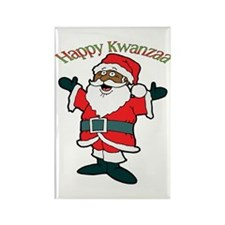 It's Kwanzaa Time! Rectangle Magnet