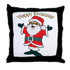 It's Kwanzaa Time! Throw Pillow