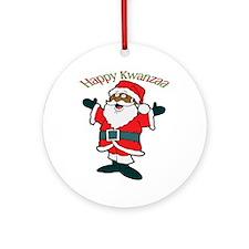 It's Kwanzaa Time! Ornament (Round)
