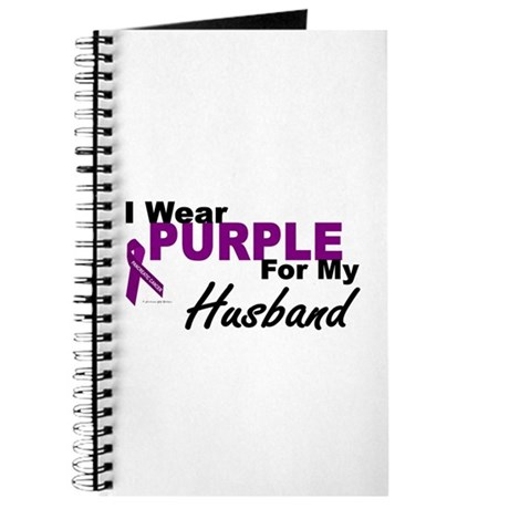 I Wear Purple For My Husband 3 (PC) Journal