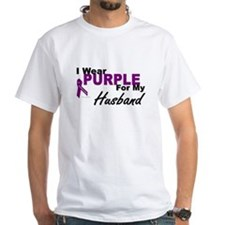 I Wear Purple For My Husband 3 (PC) Shirt