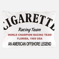 Cigarette racing team Pillow Case