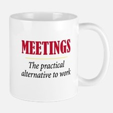 Meetings - Mug