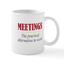 Meetings - Small Mugs