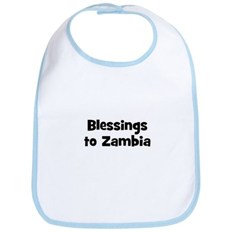 Blessings to Zambia Bib