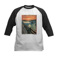 Cute Edvard munch Tee