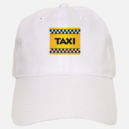 Taxi Baseball Baseball Cap
