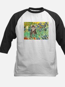Irises / Tiger Cat Tee