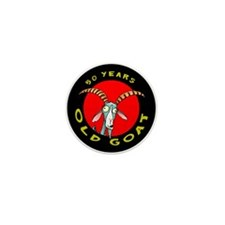 Old Goat 50 Mini Button (10 pack)