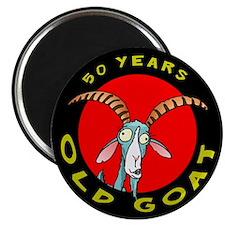 Old Goat 50 Magnet