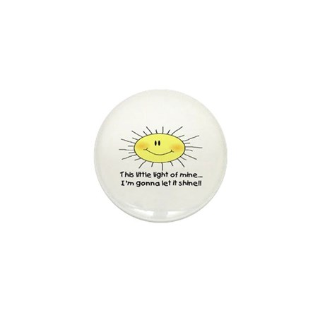 LIGHT OF MINE Mini Button (10 pack)