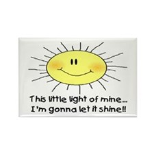 LIGHT OF MINE Rectangle Magnet (10 pack)
